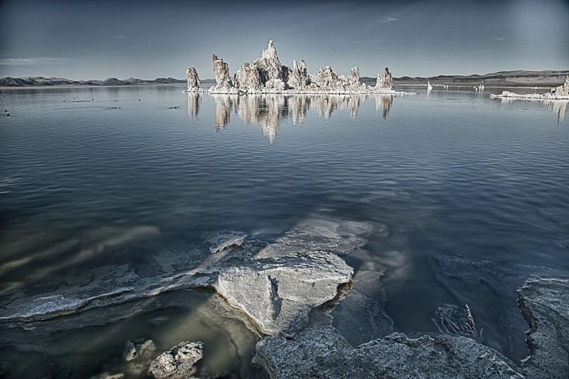 mono lake - tufa