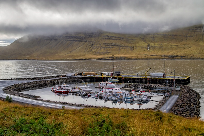 Safe Working Harbor