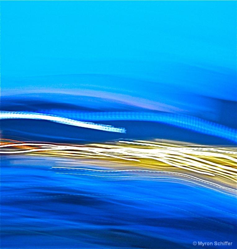 Shimmering Tide