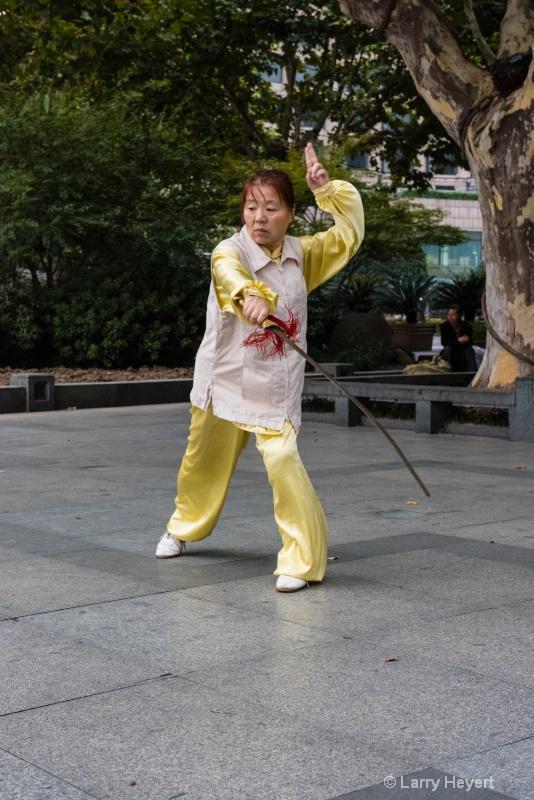 Martial Arts at West Lake Park