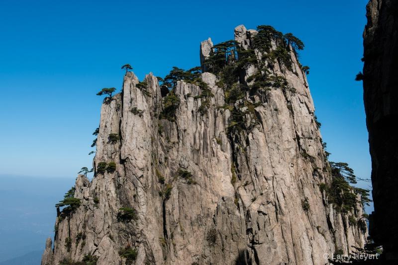 Yellow Mountains of China