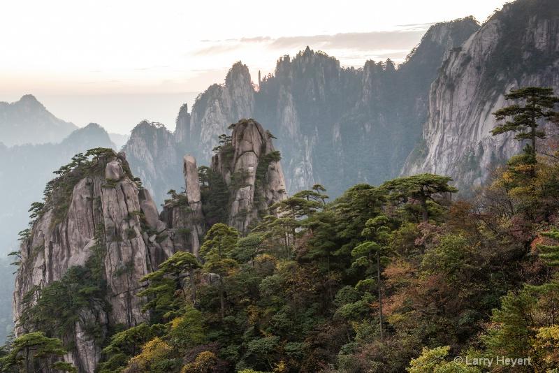 The Yellow Mountains