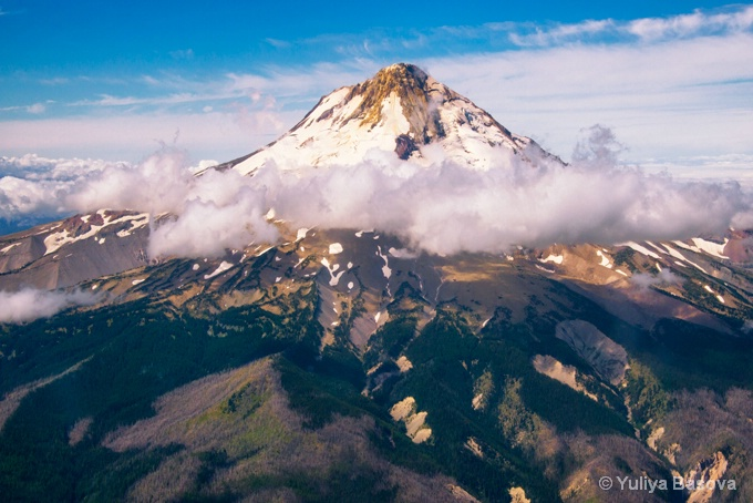 Mt. Hood, Oregon<p>