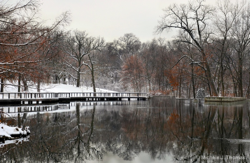 Cold Reflections!
