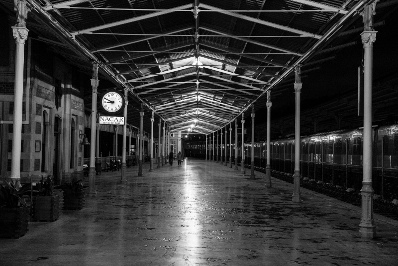 Train Station in Istanbul