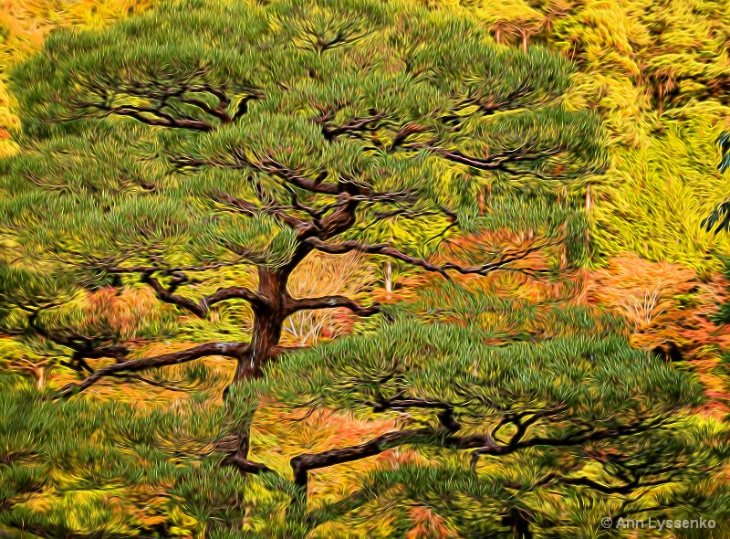 Liquid Tree of Life