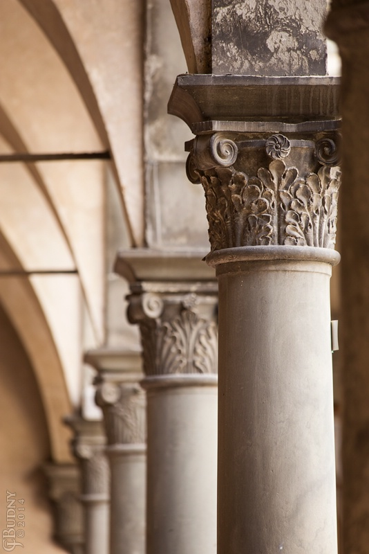 Courtyard Detail