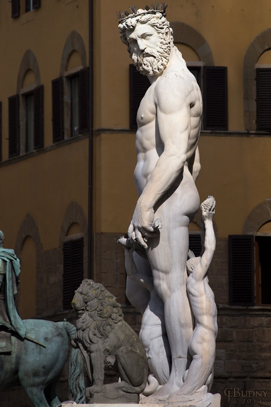 Neptune on the Piazza