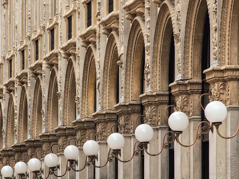 Milanese Arcade