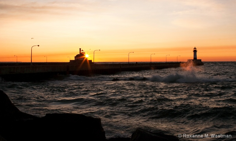 Daylight at Canal Park
