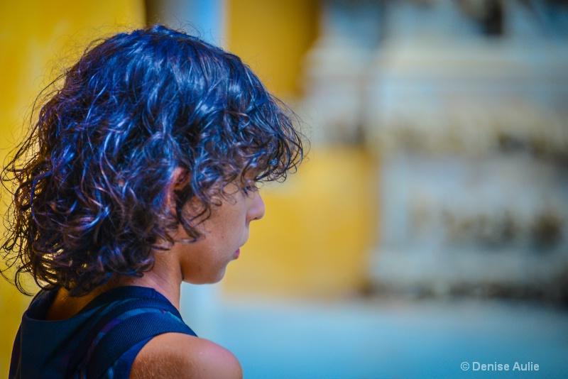 Boy in southern Spain