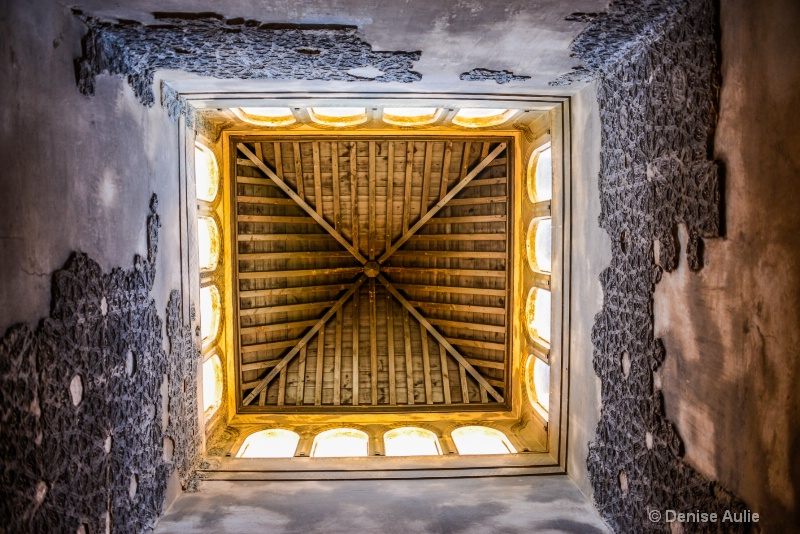 The Square in the Ceiling