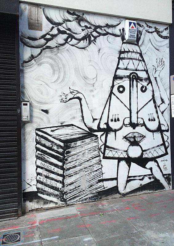 Graffiti by Run