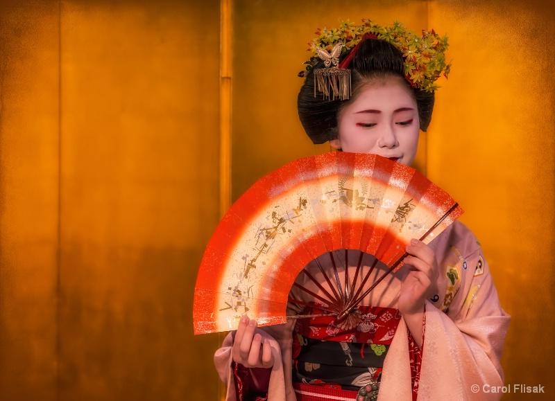 Maiko Geisha