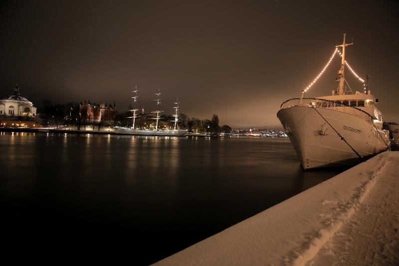Winter Ships