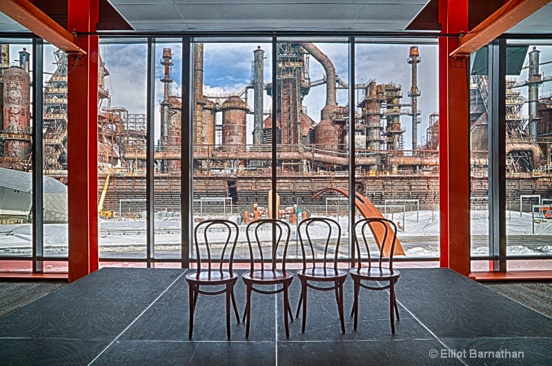 Steel Stacks 6