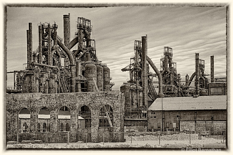 Steel Stacks 27