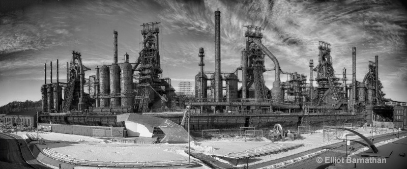 Steel Stacks 54