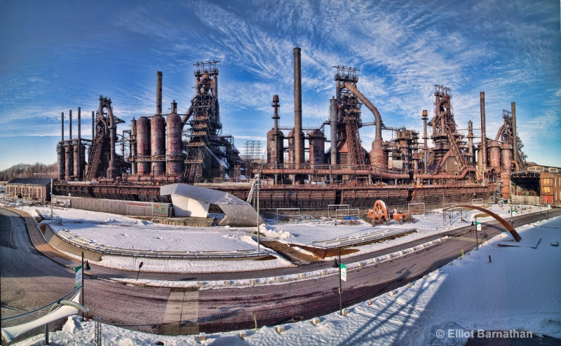Steel Stacks 53