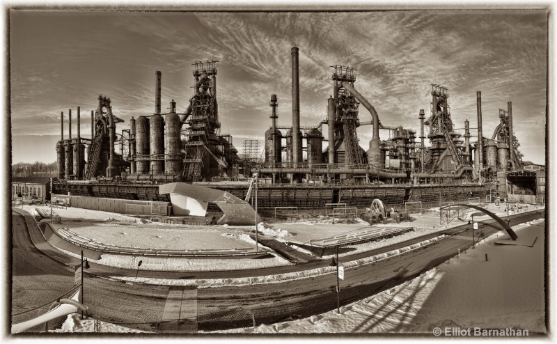 Steel Stacks 52