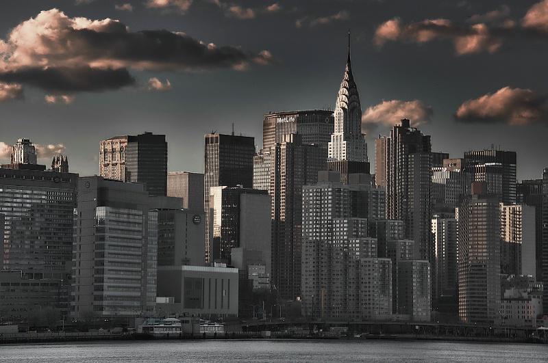 Iconic Chrysler Building
