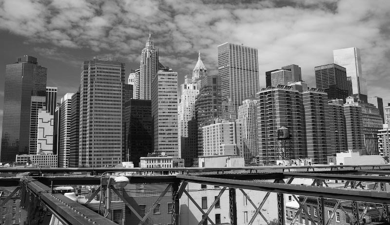 South Manhattan from Brooklyn