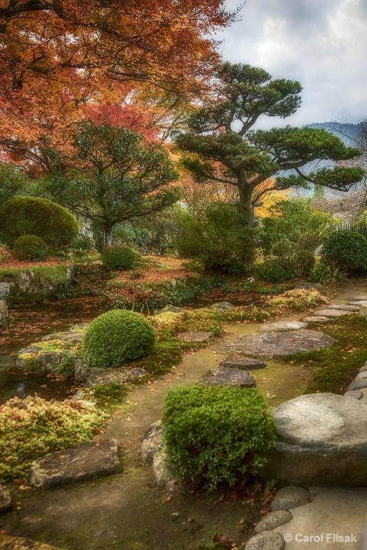 A Meditative Garden