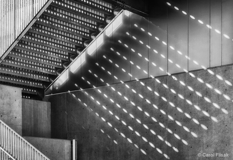 Shadows Under the Stairs