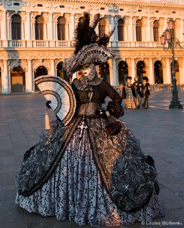 Silver Sunrise in Venice