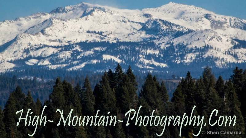 High Mountain Photography