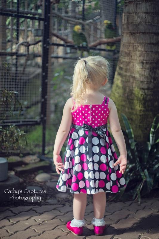 ~Little Girl Stance~