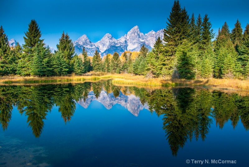 """Teton Reflections"""