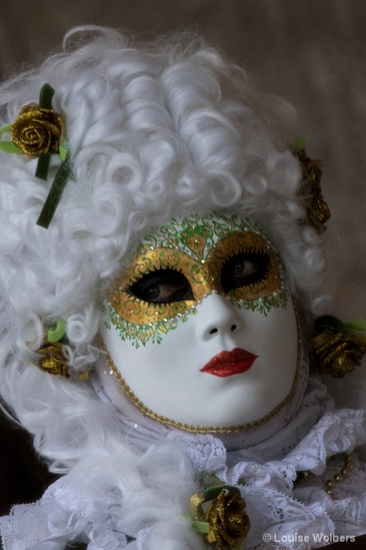 Golden Mask in Venice