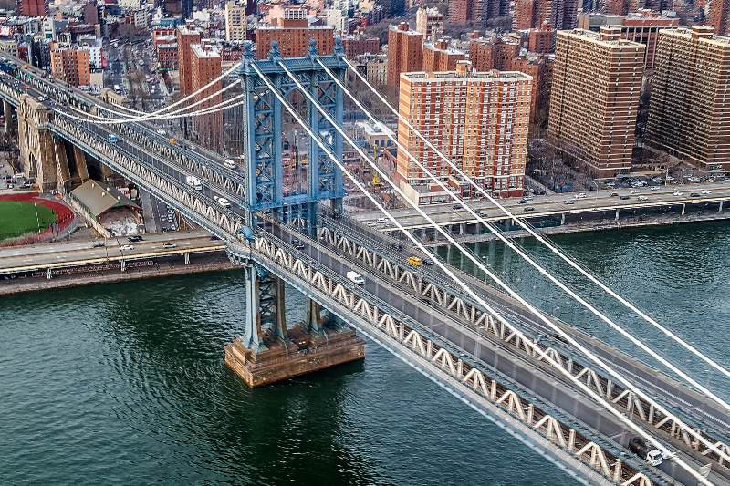 Manhattan Bridge  6413