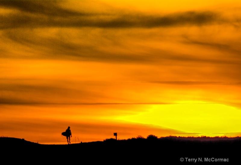 """""""Surfers Sunset"""""""