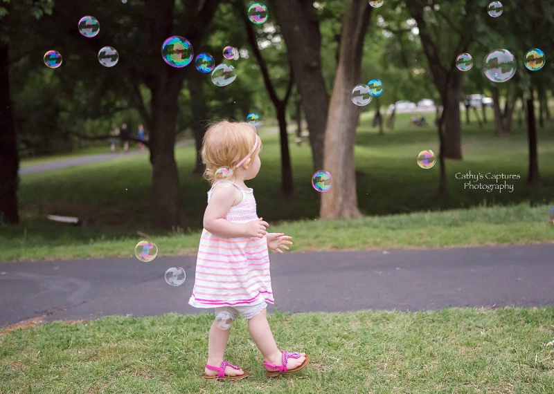 ~Bubbles Everywhere~