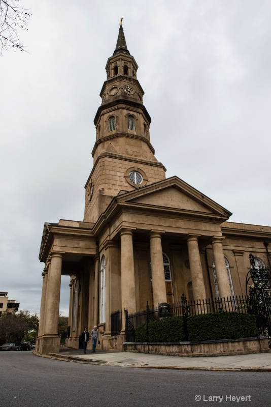Church in Charleston, South Carolina