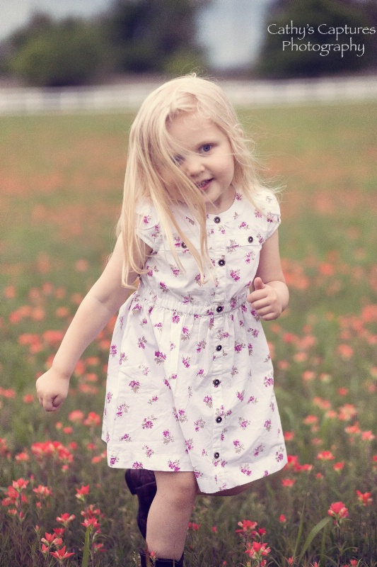~Flower Girl~