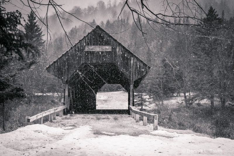 Bennett Bean Covered Bridge (1898)