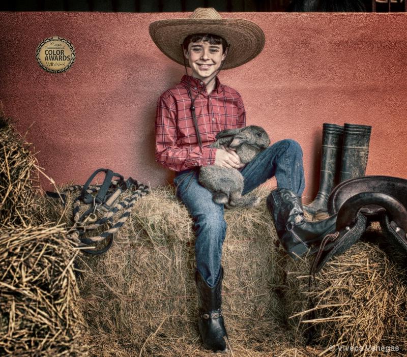 Little Cowboy Framer