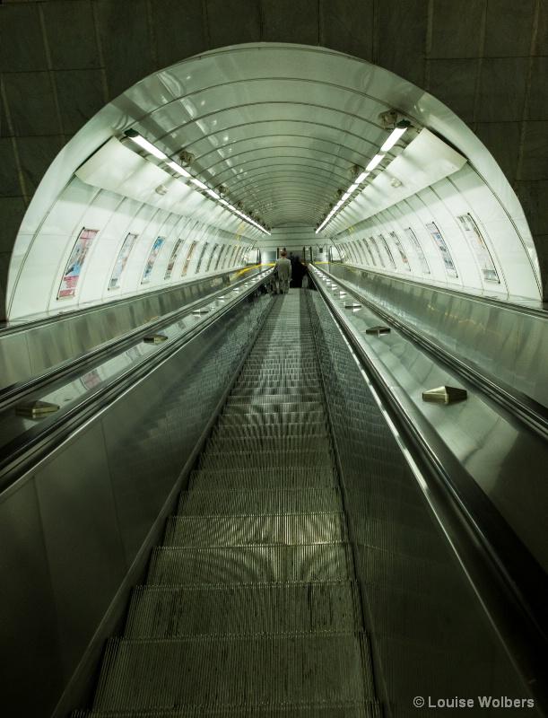 Prague Subway 3