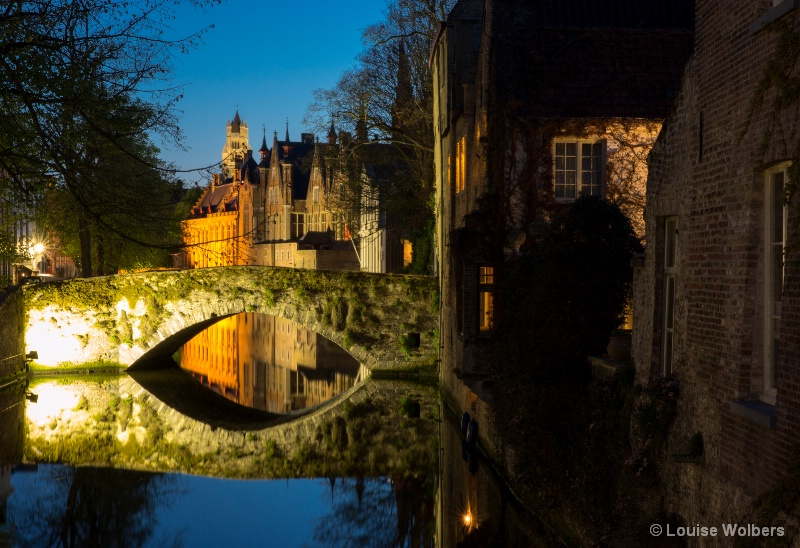 Brugge Reflections 2