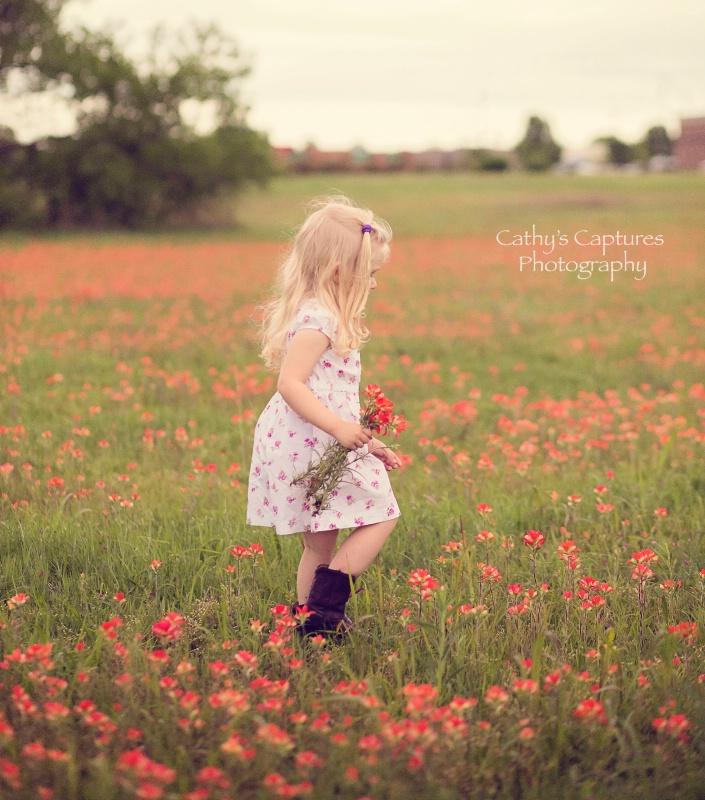 ~Cowboy Boots, Dress & Flowers~