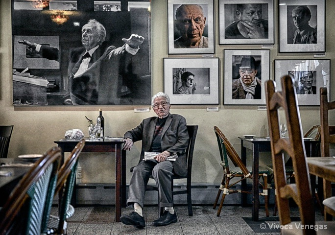American Photographer; TONY VACCARO