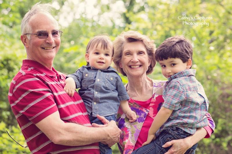 ~Proud Grandparents~
