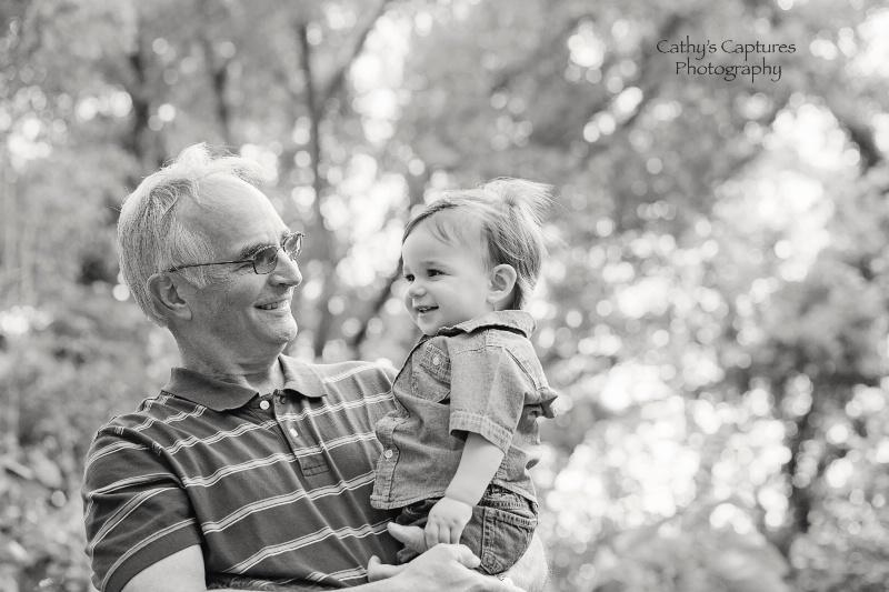 ~The Grands... Grandpa & Grandson~