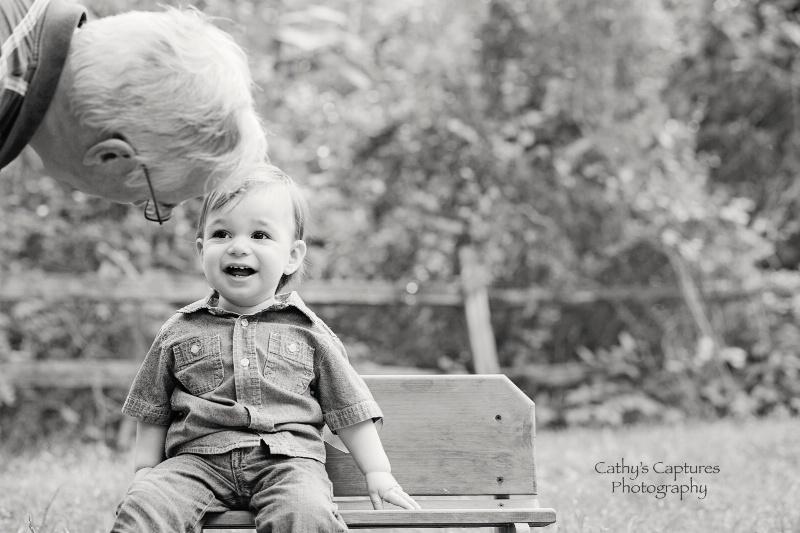 ~Grandpa Makes Me Laugh~