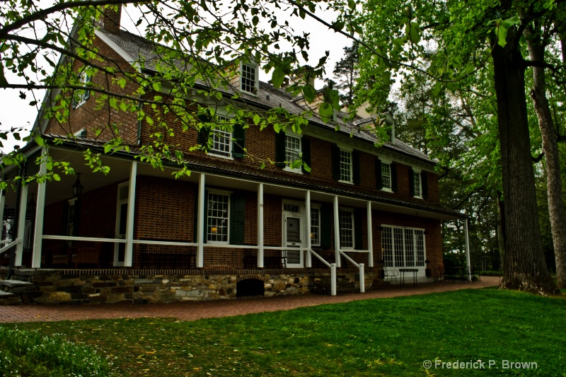 Peirce-du Pont House-104
