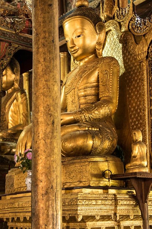 The Phaung U Pagoda