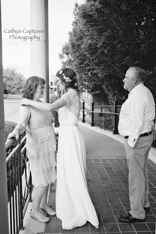 ~Tough Moment for Mom, but a Precious one~